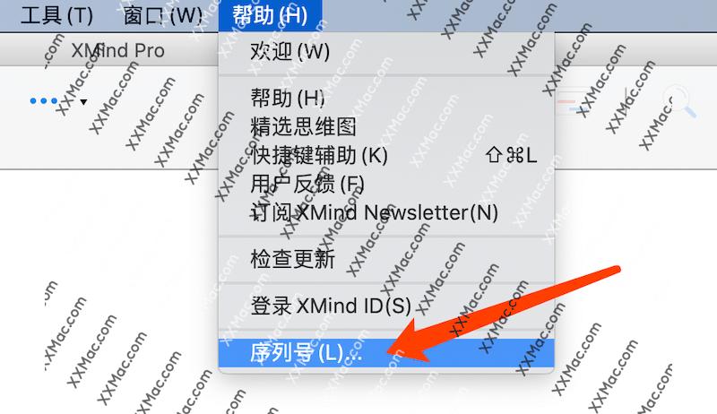 Xmind 8 Pro for Mac v3.7.9 中文破解版下载 思维导图软件