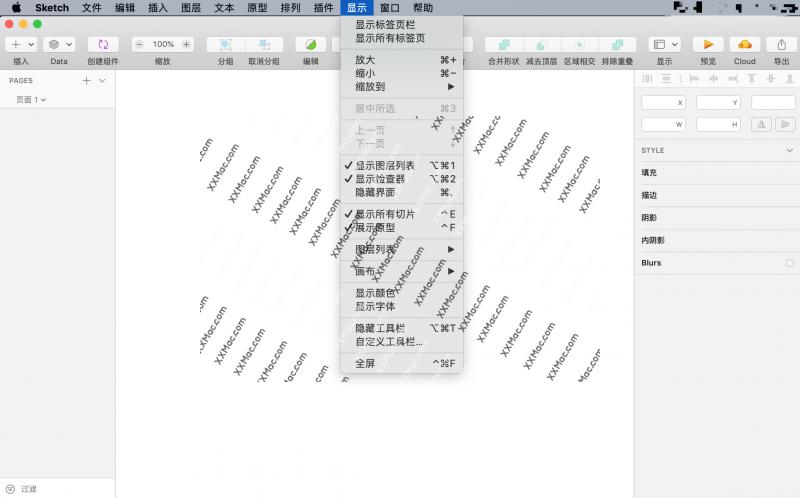 Sketch v52.2 for Mac中文破解版 矢量设计软件