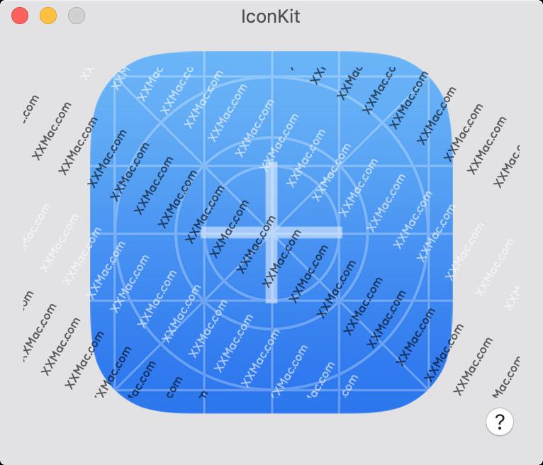 IconKit v10.1 for Mac英文破解版 logo图标制作软件