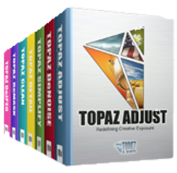 Topaz Labs Plug-In Bundle v201809 for Mac英文破解版