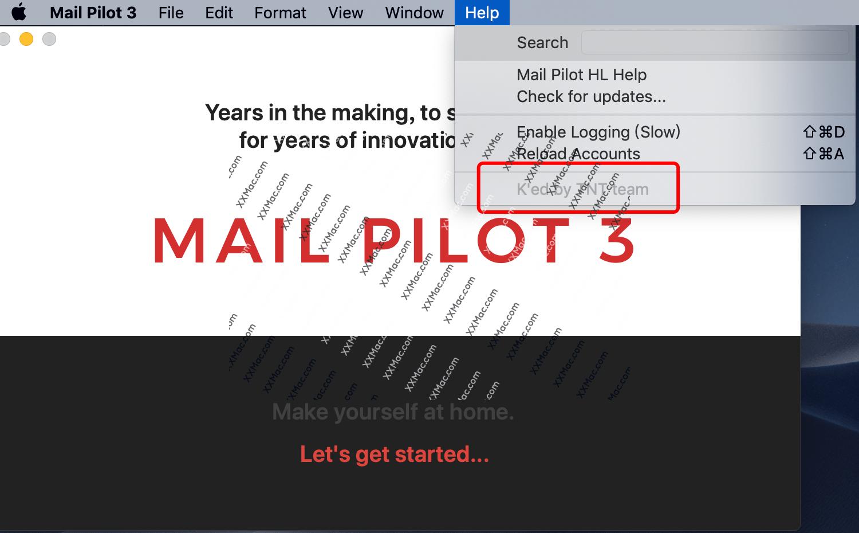 Mail Pilot 3 for Mac v3.0(8365) 英文破解版下载 邮件客户端软件