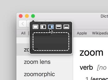 Moom Mac v3.2.15 英文破解版下载 窗口管理神器