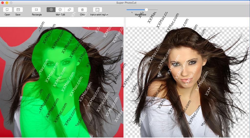 Super PhotoCut v2.1.0 for Mac英文破解版 抠图软件