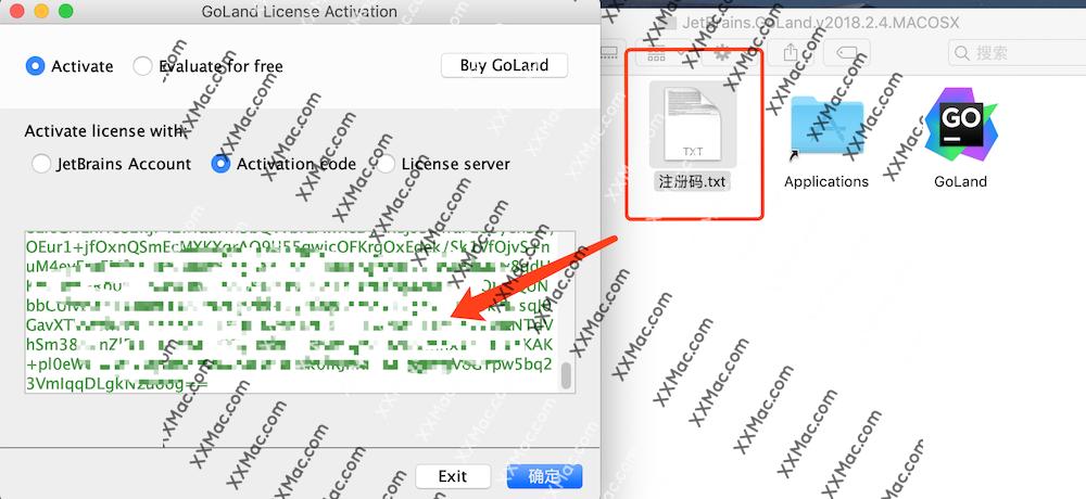JetBrains GoLand for Mac v2018.3.5 中文汉化破解版下载 商用IDE开发工具