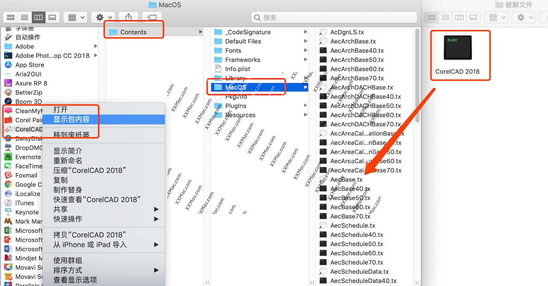 CorelCAD v2018.5 for Mac中文破解版 CAD设计软件