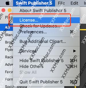Swift Publisher v5.0.7 for Mac英文破解版 版面编辑软件