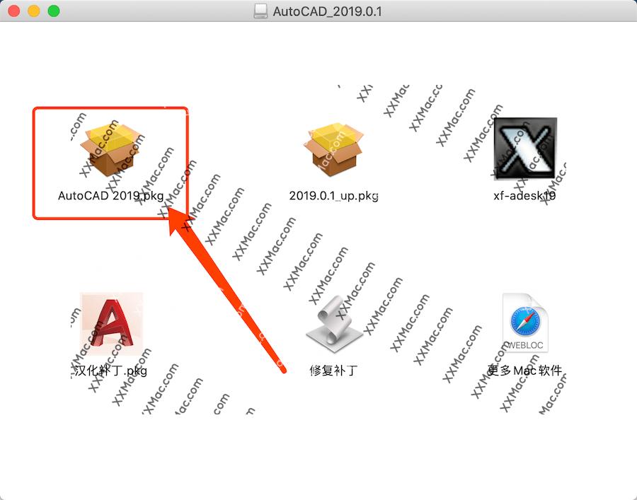 Autodesk AutoCAD 2019.0.1 for Mac 中文汉化破解版下载 CAD设计软件