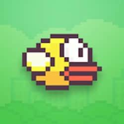 Flappy Bird for Mac英文版 休闲游戏