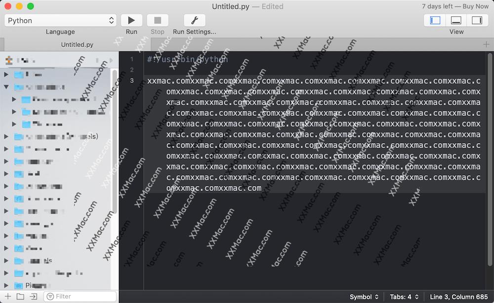 CodeRunner for Mac v4.0.3 英文破解版下载 代码编辑工具