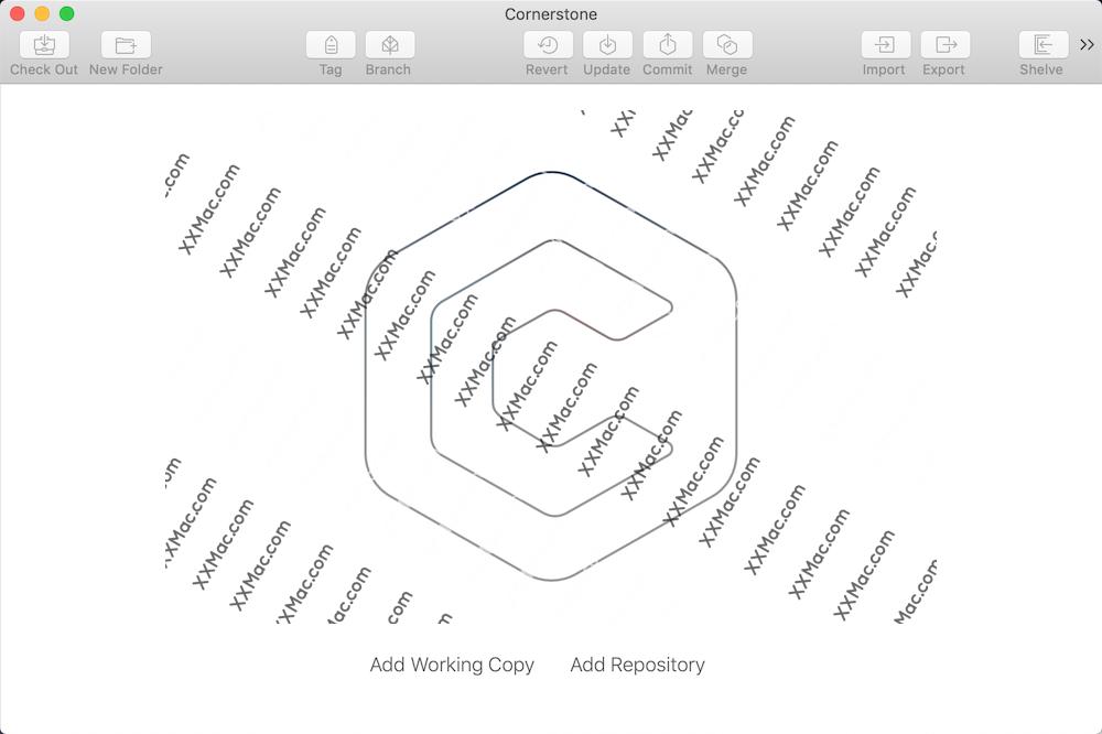 Cornerstone v4.1 for Mac英文破解版 SVN客户端