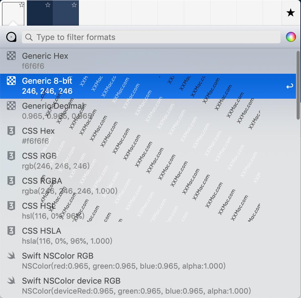 ColorSnapper2 v1.5.1 for Mac英文破解版 取色器