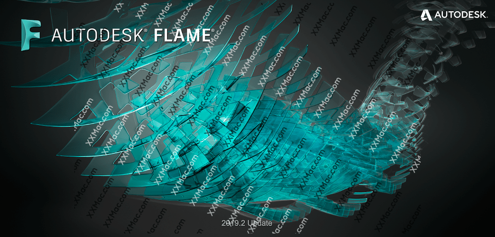 Autodesk Flame v2019.2 for Mac英文破解版 高级三维视觉特效合成软件