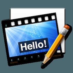 iSubtitle for Mac v3.2 中文破解版 视频字幕制作软件