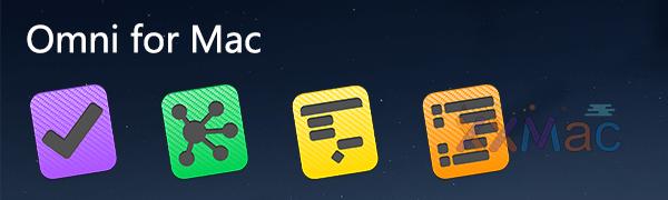 Omni Mac专区_OmniFocus mac破解版_OmniOutliner Pro mac破解版