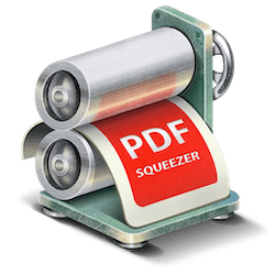 PDF Squeezer for Mac v3.9.3 中文破解版 PDF文件压缩软件