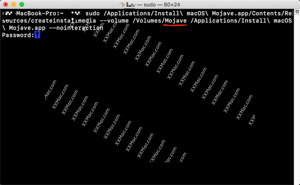 Mac系统重装 制作macOS Mojave 10.14.2 U盘启动重装教程