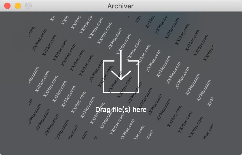 Archiver for Mac v3.0.6 英文破解版下载 解压压缩软件