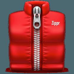 A-Zippr for Mac v1.2 英文破解版 解压压缩软件