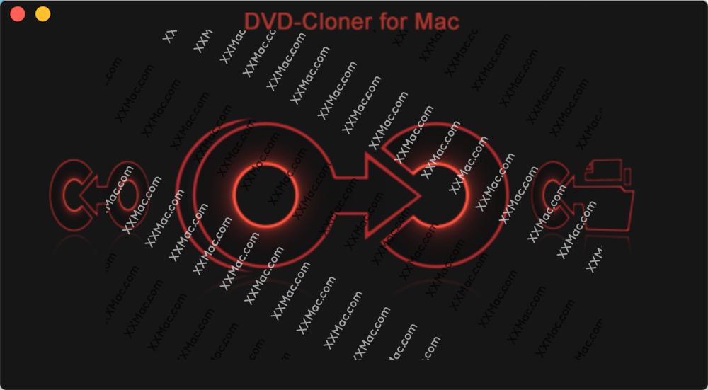 DVD-Cloner for Mac v5.7 英文破解版下载 DVD复制拷贝软件