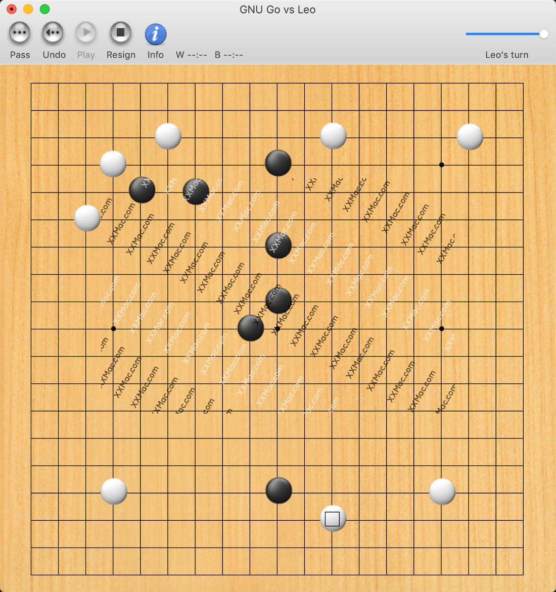 围棋 for Mac v3.2.12 英文破解版下载 休闲小游戏