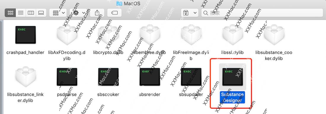 Substance Designer 2018 for Mac v2018.3.1 英文破解版下载 三维贴图制作软件