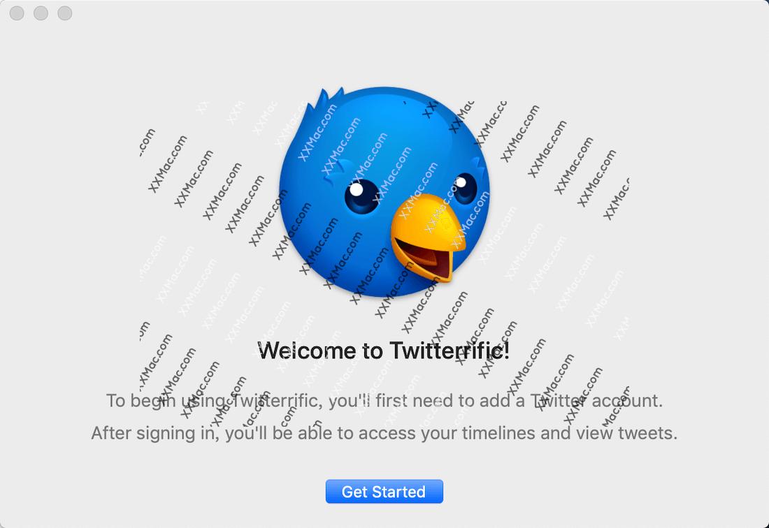 Twitterrific for Mac v5.4.0 英文破解版下载 Twitter Mac 客户端