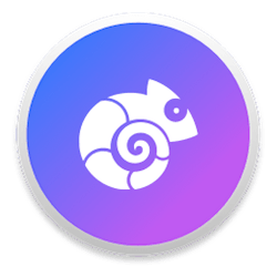 Chameleon for Mac v0.7 英文破解版下载 桌面颜色改变软件