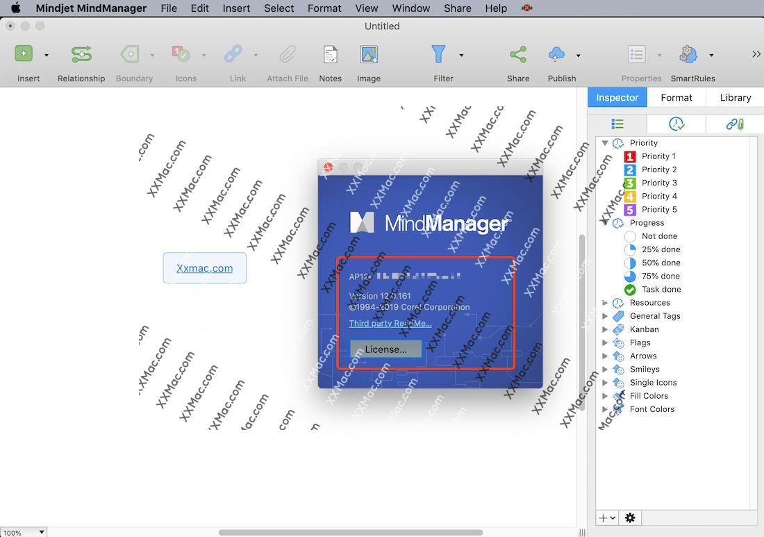 Mindjet MindManager 2019 for Mac v12.1.177 英文破解版下载 思维导图软件
