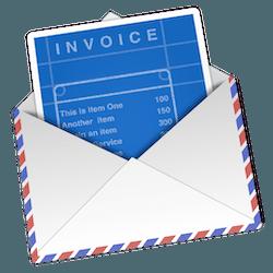 GrandTotal for Mac v5.2.6 英文破解版 发票设计打印软件