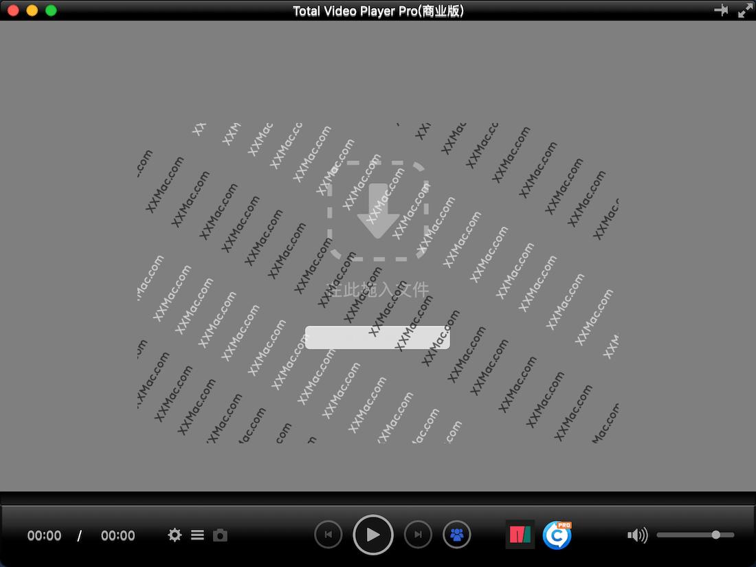 超级播霸 Total Video Player Pro for Mac v3.0.1(528) 中文破解版下载 视频播放器
