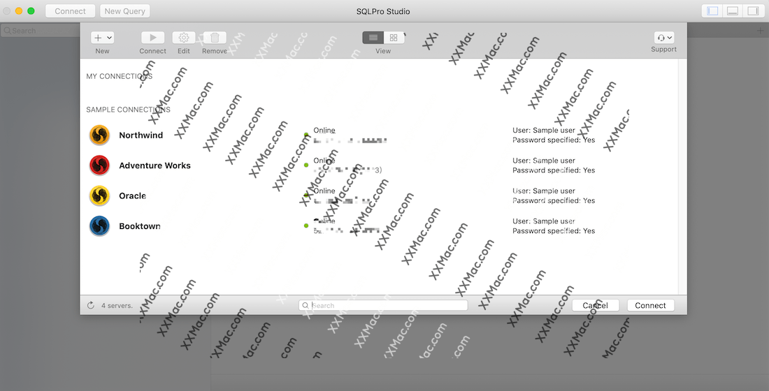 SQLPro Studio for Mac v2021.53 英文破解版下载 数据库管理软件