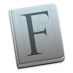 Mac字体下载_Mac中英文字体打包下载_PS字体包下载