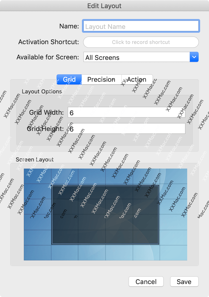Window Tidy for Mac v2.1.5 英文破解版下载 窗口整理软件