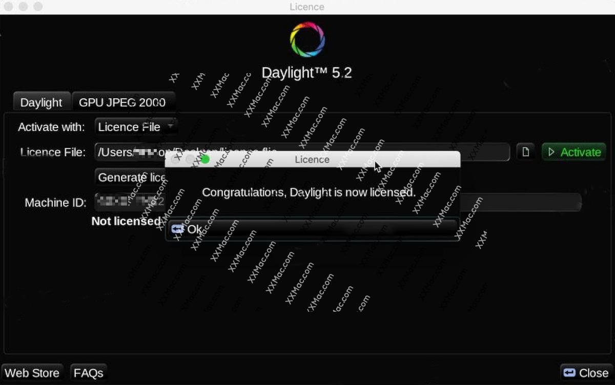 FilmLight Daylight for Mac v5.2.11535 英文破解版下载 视频转码和管理软件