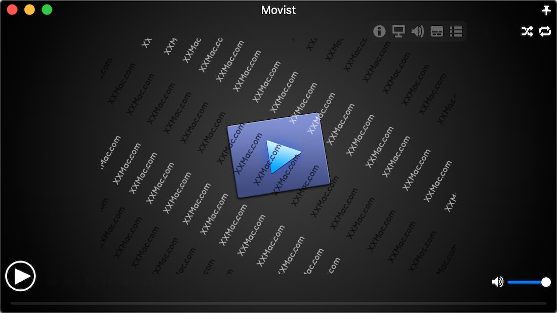 Movist for Mac v2.0.5 中文破解版下载 视频播放器