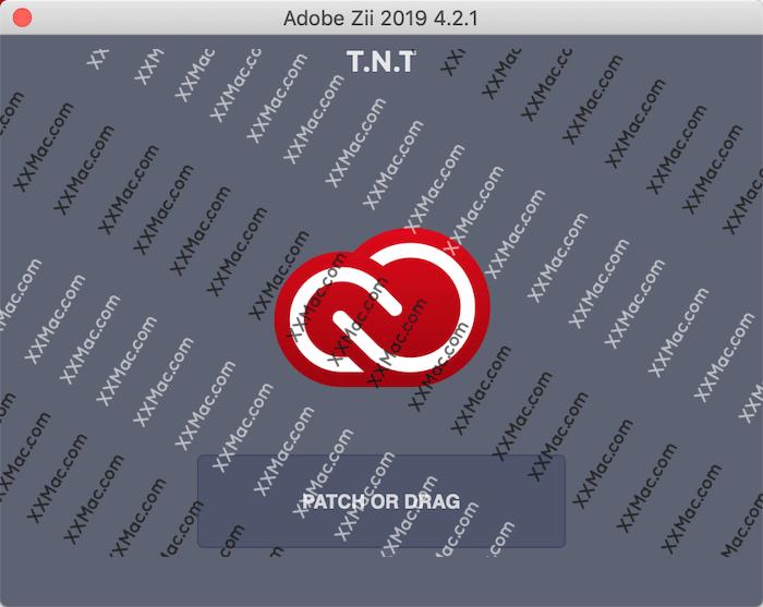 Adobe Zii 2019 4.2.1 for Mac 中文破解补丁下载 Adobe Mac版软件破解补丁