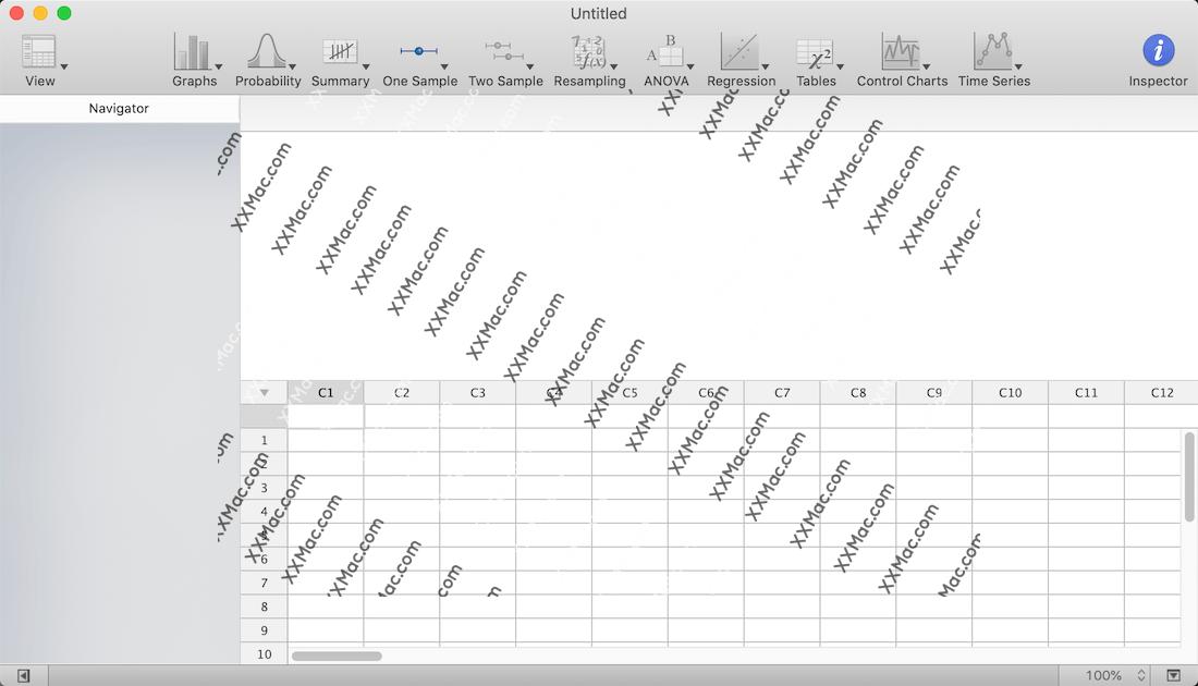 Minitab Express for Mac v1.5.0 英文破解版下载 数据分析软件