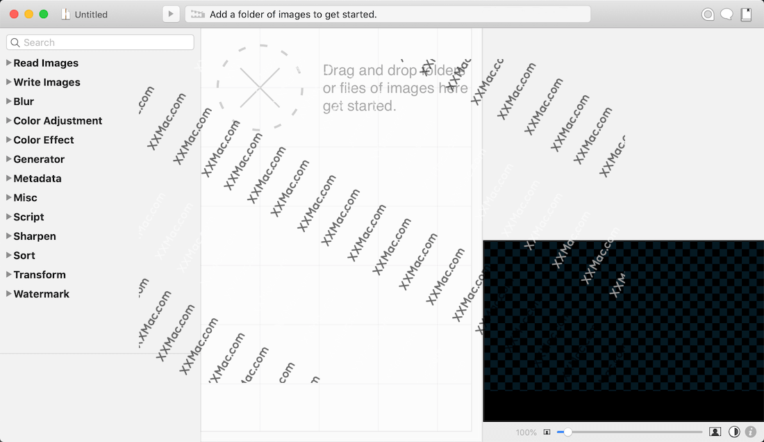 Retrobatch for Mac v1.2.0 英文破解版下载 图片批量处理软件