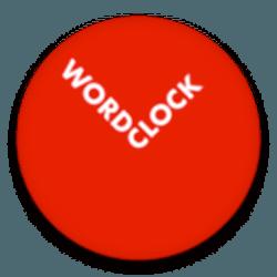 Word Clock for Mac v1.0.3 中文破解版下载 mac时钟屏保软件