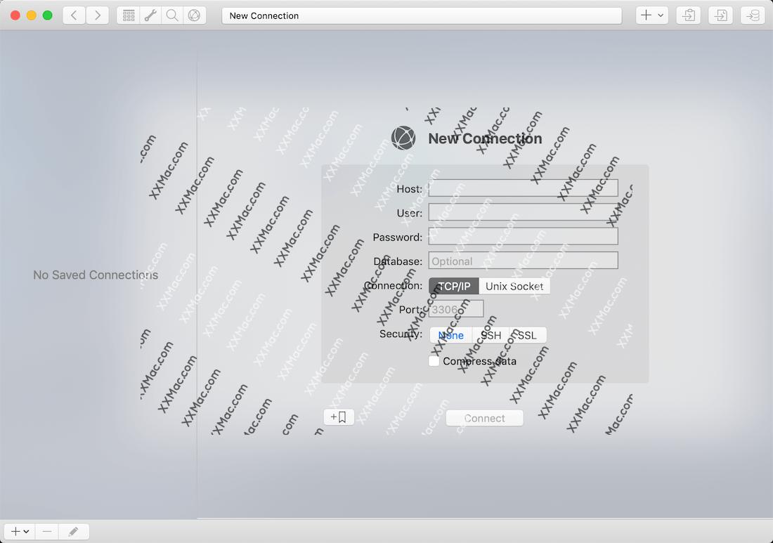 Querious for Mac v2.1.12 英文破解版下载 数据库管理软件