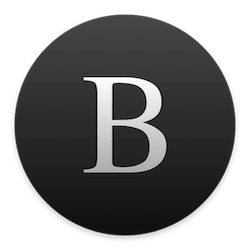 Byword for Mac v2.9 中文破解版下载 文本编辑软件