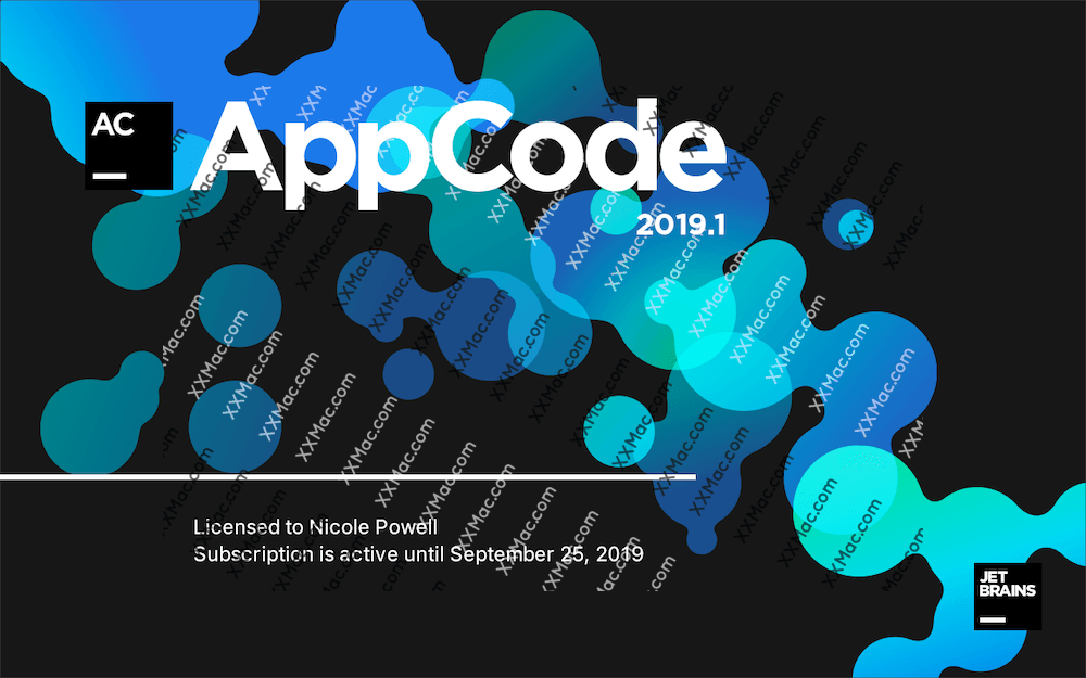 JetBrains AppCode for Mac v2019.1.2 中文汉化破解版下载 Swift/Obj-C集成开发环境