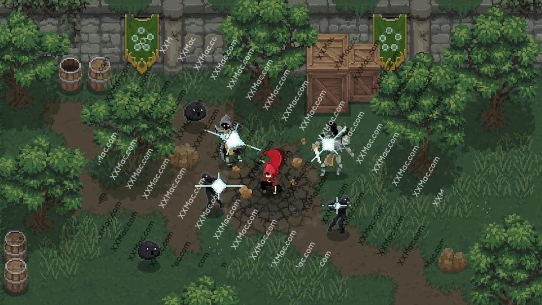 传说法师 wizard of legend mac v1.11.28558 中文版下载 闯关冒险游戏