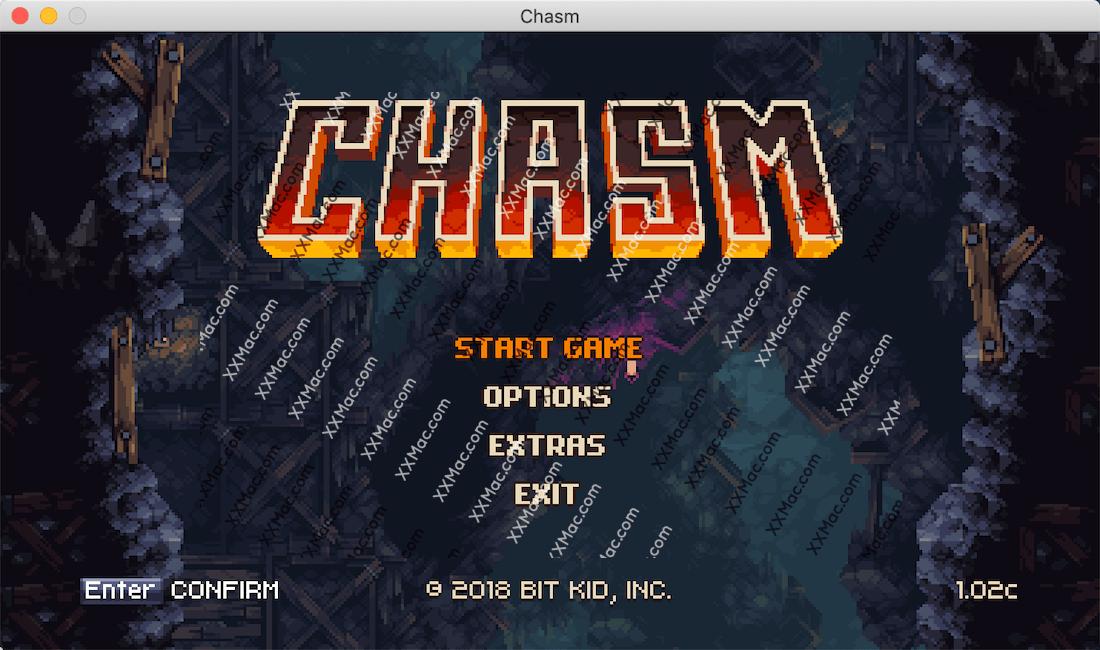 深渊矿坑 Chasm for Mac 英文破解版下载 动作冒险游戏