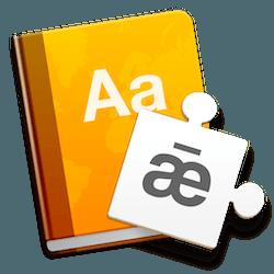 Dictionaries for Mac v1.3.1 英文破解版下载 多语言翻译字典