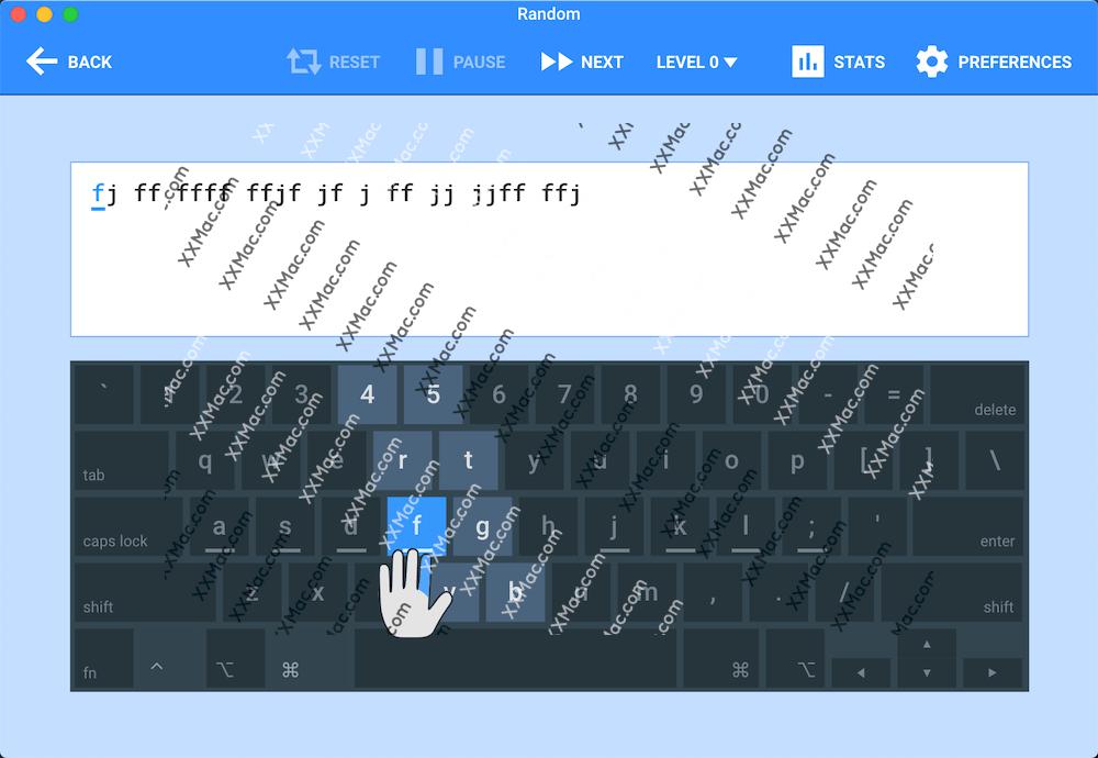 Type Fu for Mac v4.8.0 英文破解版下载 打字练习软件
