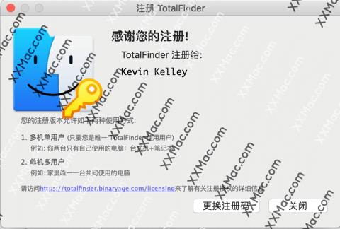 TotalFinder for Mac v1.12.2 中文破解版下载 Finder增强工具