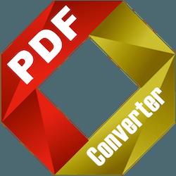PDF Converter Master for Mac v6.2 中文破解版下载 PDF转换软件