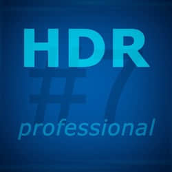 HDR projects 7 professional for Mac v7.23.03465 英文破解版下载 HDR图片渲染软件