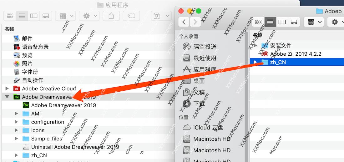 Adobe Dreamweaver CC 2019 for Mac v19.2 中文汉化破解版下载 网页设计软件